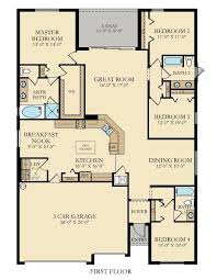 the stanford new home plan in bonita national manor homes by lennar