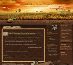 theme wordpress agriculture sunset farm templatelite com