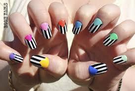 17 fabulous striped nail art ideas pretty designs