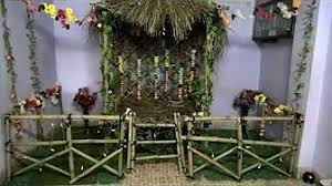 temple decoration ideas for home 2 awesome mandir home temple decoration idea banyan tree and