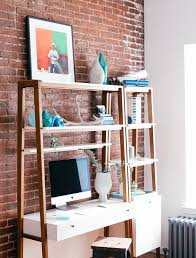 Small Desk Space Ideas The Best Desks For Small Spaces Apartment Therapy Desk Space Idea