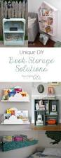 Bookshelf Makeover Ideas Unique Diy Book Storage Solutions Home Crafts By Ali