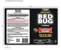 Killing Bed Bugs In Clothes Amazon Com Harris Bed Bug Killer Silica Powder 4oz With