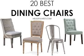 Dining Chairs The Best Roundup For Your Dining Room - Great dining room chairs