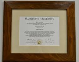 diploma framing diploma frame etsy