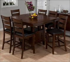 Tall Table And Chairs For Kitchen by Kitchen Bar Height Dining Table Set White Pub Table Dining Table