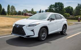 lexus f crossover 2016 lexus rx 450h f sport exterior interior and drive youtube