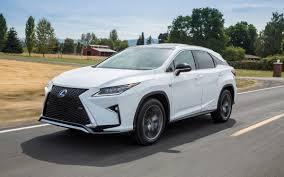 toyota lexus 2017 interior 2016 lexus rx 450h f sport exterior interior and drive youtube