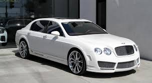 mansory bentley 2009 bentley continental flying spur speed mansory edition
