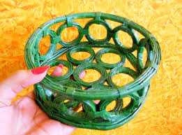 how to make a fruit basket pic your green goodie fruit basket the alternative