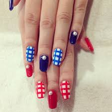 36 cute 4th of july patriotic nail art ideas hative