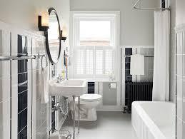 vintage black and white bathroom ideas black white and grey bathroom ideas donchilei com