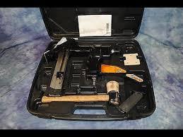 Hardwood Floor Gun Best Floor Nailer Freeman Pfl618br 3 In 1 Pneumatic Flooring