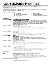 Live Career Resume Builder Copy Of Resume Livecareer