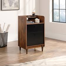 sauder 2 drawer file cabinet harvey park 2 drawer stand with file 420285 sauder
