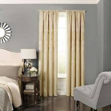 Brown Gold Curtains Gold Curtains Drapes Window Treatments The Home Depot