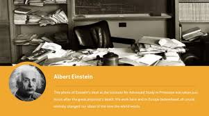 Cluttered Desk Albert Einstein Your Desk Says What Kind Of Genius You Are Inc Com