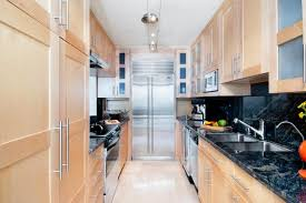 Track Lighting In Kitchen Kitchen Galley Kitchen Track Lighting Small With Floor To