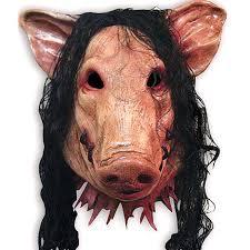 scary mask aliexpress buy 1pc saw pig scary masks novelty