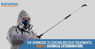 What Do Exterminators Use To Kill Bed Bugs The Downside To Certain Bed Bug Treatments Part 2 Chemical