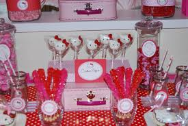 hello kitty birthday party ideas home sweet home place grace u0027s