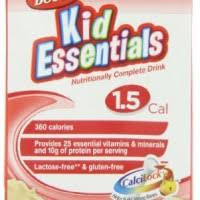 10 Essentials For A Kid by Boost Kid Essentials 1 5 Cal Vanilla 8 Ounce Boxes Pack Of 27