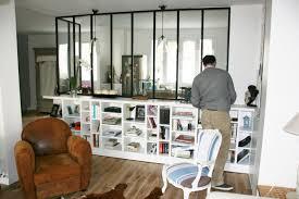 cuisine et maison verriere entre cuisine et salon maison design design de maison