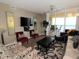 luxe home interiors pensacola luxury beach colony corner unit completely vrbo
