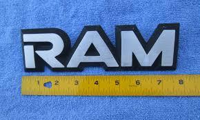 Dodge Truck Ram Head Hood Ornament - mopar truck parts dodge truck parts group 22 used dodge