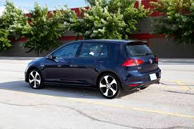 volkswagen gti blue 2017 2017 honda civic si vs volkswagen gti comparison autoguide com news