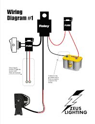 led light bar wiring diagram carlplant