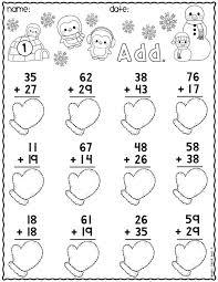 85 best ma allekkainlasku images on pinterest math addition