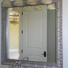 Bathroom Mirror Trim by Surprising Extension Mirror For Bathroom Pics Design Ideas