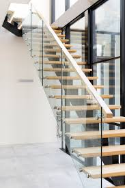 Glass Staircase Banister S U0026a Stairs A U0027beckett Street E Pinterest Street Staircases