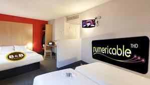 chambre b b hotel numericable équipe les 214 hôtels b b en fibre optique