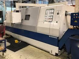 doosan used machine for sale