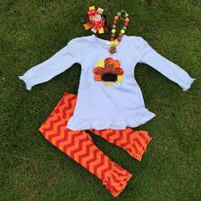 baby thanksgiving clothes 2015 new arrival thanksgiving white turkey