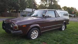 subaru brumby 1980 subaru brat for sale