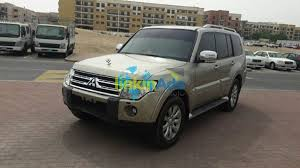 mitsubishi pajero 2009 3 8 for sale used cars dubai classified