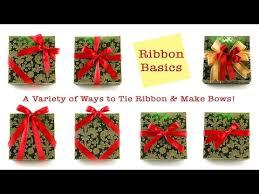 tie ribbon ribbon bow tutorials variety of ways to tie ribbon make bows