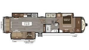 Keystone Cougar Fifth Wheel Floor Plans Keystone 5th Wheel Floor Plans Peugen Net