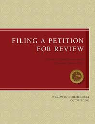Seeking Review Filing A Petition For Review A Guide To Seeking Review In The