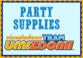 team umizoomi party supplies all theme team umizoomi party supplies birthday