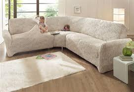 sofa bezug ecksofa husse beige stretchhusse sofahusse husse stretch sofa