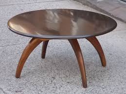 coffee table round wooden coffee tables plans free example round