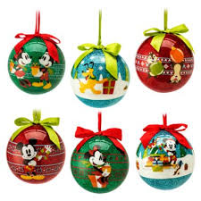 mickey mouse ornament sets rainforest islands ferry