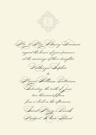 Invitation Wording Wedding 28 Wedding Invitation Wording From Bride And Groom With Children
