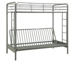 amazon com dorel home products twin over full futon bunk bed amazon com dorel home products twin over full futon bunk bed silver color silver kitchen dining