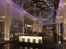 hotel interior design company in dubai spazio