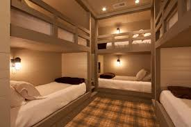 Cool Bunk Bed Designs Traditional Kids Bedroom With Bunk Beds By Morgan Keefe Builders
